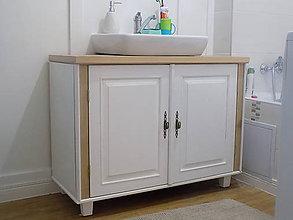 Nábytok - skrinka pod umyvadlo - 9690257_
