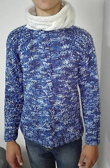 Oblečenie - Pansky pulover - 9690456_