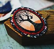 Odznaky/Brošne - Môj strom/ Brošňa - 9695129_