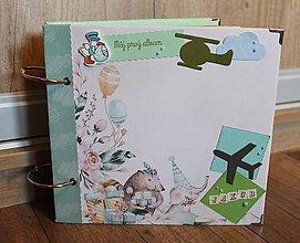Papiernictvo - veselí kamaráti_ detský album - 9695900_