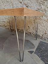 Nábytok - Retro konferenčný stolík (Retro coffee table) (2.) - 9693803_