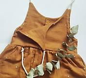 Detské oblečenie - Šaty Malvína - 9695757_