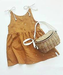 Detské oblečenie - Šaty Malvína - 9695775_