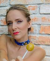 Choker/náhrdelník Yacine