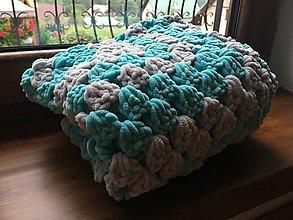 Textil - Detská deka Puffy (A) - 9695595_