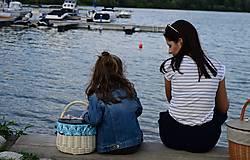 Košíky - Detský piknikový kôš - 9694805_