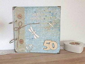 Papiernictvo - Album pre muža - 9695431_