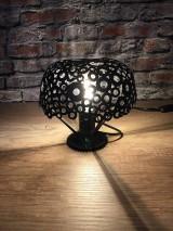 Svietidlá a sviečky - Kovová Lampa - 9695593_
