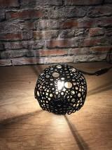 Svietidlá a sviečky - Kovová Lampa - 9695597_