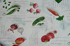 Textil - Látka Zelenina - 9697349_