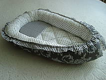 Textil - Hniezdo pre bábätko - 9698137_