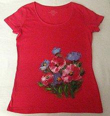 Tričká - O kvetoch - 9696401_