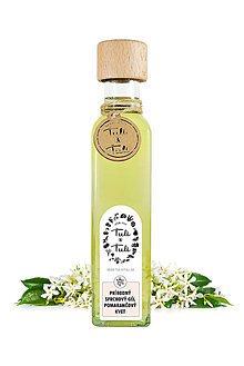 Drogéria - Prírodný sprchový gél Pomarančový kvet Neroli - 9697868_