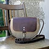 Kabelky - Kabelka Bonnie (Brown) - 9697092_