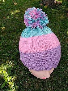 Detské čiapky - Jarno-jesenna čiapočka - 9696939_