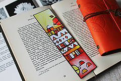Papiernictvo - Vesmírny knihomoľ - oranžová - 9696394_