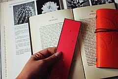 Papiernictvo - Vesmírny knihomoľ - oranžová - 9696396_