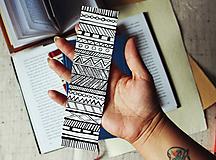 Záložka do knihy - Ornamenty