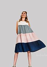 Šaty - Robe de Lin - 100% ľan - 9699547_