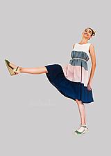 Šaty - Robe de Lin - 100% ľan - 9699551_