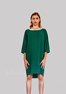 Šaty - Robe Émeraude - 9699807_