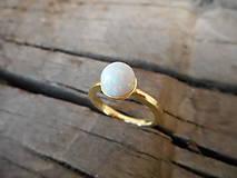 Prstene - Opálikový - 9699291_