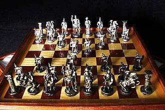 Socha - Rímske šachové figúry - 9699953_