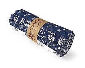 Textil - Bavlnené látky - rolka Folk II - 9699820_