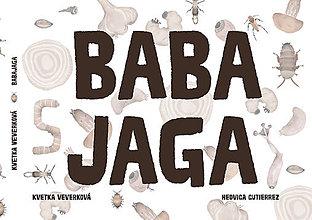 Knihy - Baba Jaga kniha - 9702972_