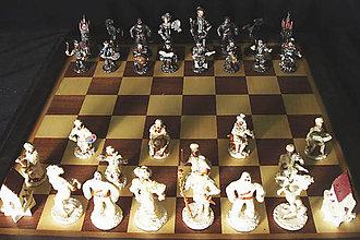 Socha - Rudolfínské šachové figúry - 9703093_
