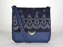 Kabelky - Vera modrá 2 - 9703376_