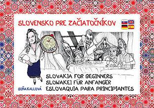 Knihy - Slovensko pre začiatočníkov - 9704499_