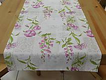 Úžitkový textil - Obliečka na vankúš - kvietky - 9706093_