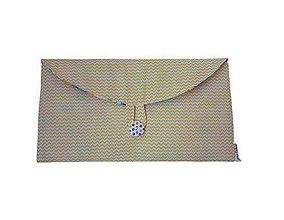 Detské tašky - Kabelka na sponky / Sponkovník - 9704441_