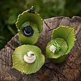 Dekorácie - Svadobné posedenie - figúrky na svadobnú tortu - 9706539_