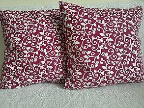 Úžitkový textil - Obliečky na vankúše - 9703946_