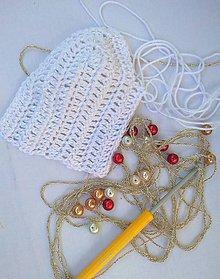 Bielizeň/Plavky - háčkované plavky vo výrobe na želanie - 9706440_