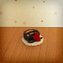 Hračky - Dezert ako z cukrárne (zamilovaná roláda) - 9704975_