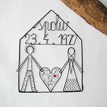 Tabuľky - výročie svadby - 9708614_