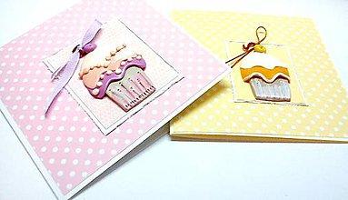 Papiernictvo - Pohľadnica ... Sladké pokušenie - 9708665_