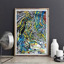 Obrazy - Abstrakcia 19 - 9709680_