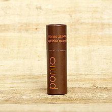 Drogéria - Mango zázvor - tyčinka na pery - 9707680_