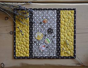 """Úžitkový textil - Prestieranie """" Original by Kajura No.27:) - 9707973_"""