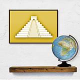 Grafika - Digitálna grafika svetové dedičstvo UNESCO - 9706843_