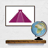 Grafika - Digitálna grafika svetové dedičstvo UNESCO - 9706850_