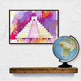 Grafika - Digitálna grafika svetové dedičstvo UNESCO - 9706851_