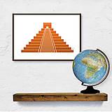 Grafika - Digitálna grafika svetové dedičstvo UNESCO - 9706860_