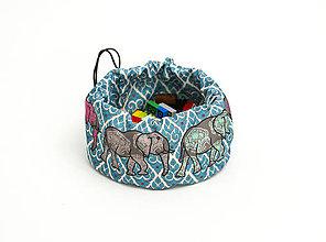 """Taštičky - Minivak CAMBODIA """"XS"""" 3 farby (Modrá) - 9713059_"""