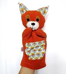 Hračky - Maňuška veverička - Veverička od Slnečnej lúky - 9711903_