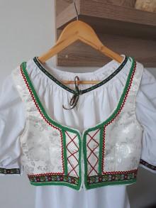 Iné oblečenie - Krojova košela s lajblíkom - 9711466_